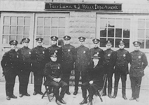 About – Fair Lawn Police Department